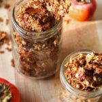 Persimmon and Spice Granola